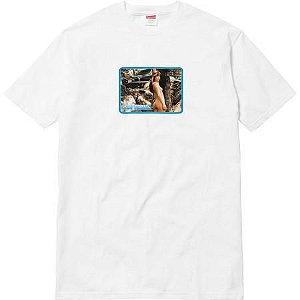 "SUPREME - Camiseta Larry Clark Girl ""White"""