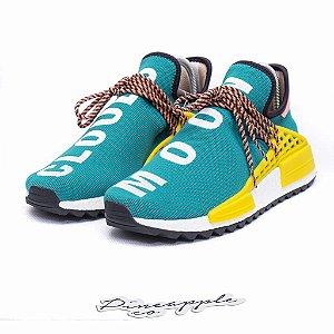 "adidas NMD Human Race x Pharrell ""Sun Glow"""