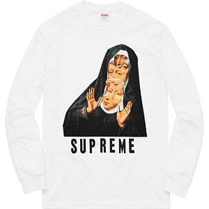 """SUPREME - Camiseta Nun """"White"""""""