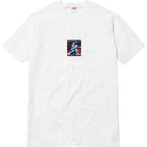 "SUPREME - Camiseta Cyber ""White"""