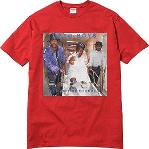 "Supreme x Rap-A-Lot Records - Camiseta Geto Boys ""Red"""