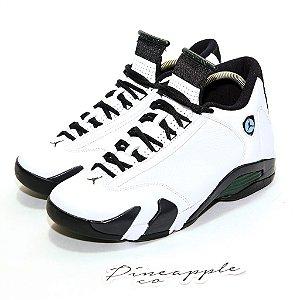 """Nike Air Jordan 14 Retro """"Oxizided Green"""""""