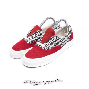 "Vans Era 95 DX x Fear of God ""Red"""