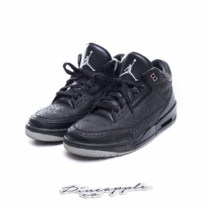 "Nike Air Jordan 3 Retro ""Black Flip"""