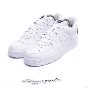 "Nike Air Force 1 Low Roc-a-Fella ""White"""