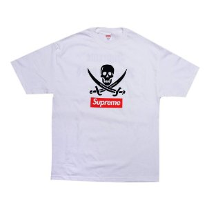 "Supreme x Neighborhood - Camiseta Box Logo ""White"""