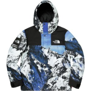"Supreme x The North Face - Jaqueta Parka ""Mountain"""