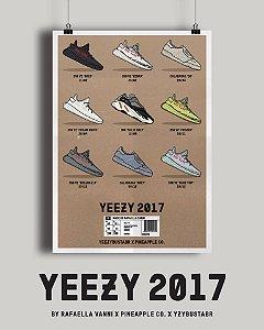 POSTER - Yeezy 2017 -NOVO-