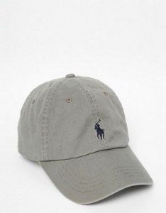 "Polo Ralph Lauren - Boné Baseball ""Grey"""