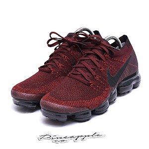 "Nike Air VaporMax ""Dark Team Red"""