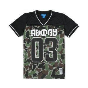 "adidas - Camiseta Winter Camo ""Black"""