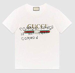 """Gucci x Coco Capitan - Camiseta Logo """"White"""""""