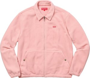 SUPREME - Jaqueta Polartec Harrington Pink
