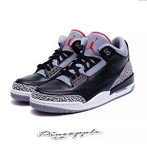 "Nike Air Jordan 3 Retro ""Black Cement"" (2011)"