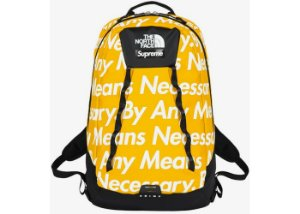 "Supreme x The North Face - Mochila By Any Means Base Camp Crimp ""Yellow"""
