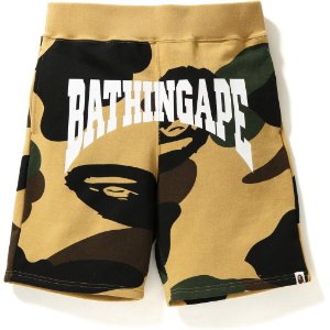 "BAPE - Bermuda Giant 1st Camo ""Yellow"""