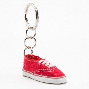 "Vans - Chaveiro Authentic ""Red"""