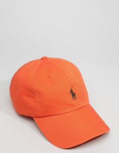 "Polo Ralph Lauren - Boné Baseball ""Orange"""