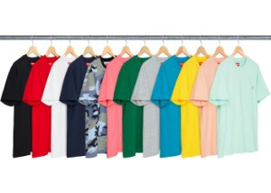 ENCOMENDA - SUPREME - Camiseta Pocket