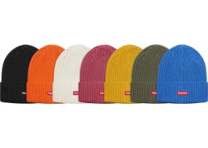 ENCOMENDA - SUPREME - Touca Overdyed Ribbed