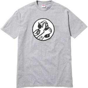 "SUPREME - Camiseta Molotov ""Grey"""