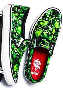 "ENCOMENDA - Supreme x Vans Slip On ""Skull Pile"""