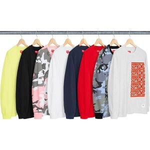 ENCOMENDA - SUPREME - Camiseta Stacked