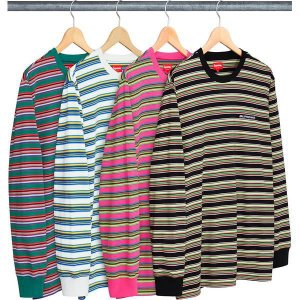 ENCOMENDA - SUPREME - Camiseta Multi Stripe