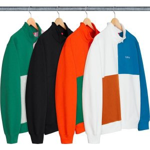 ENCOMENDA - SUPREME - Moletom Blocked Half Zip