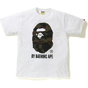 """BAPE - Camiseta Reflector 1st Camo By Bathing """"White"""""""