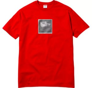 "SUPREME - Camiseta Chair ""Red"""