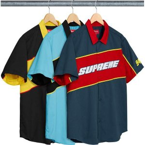 ENCOMENDA - SUPREME - Camiseta Color Blocked Work