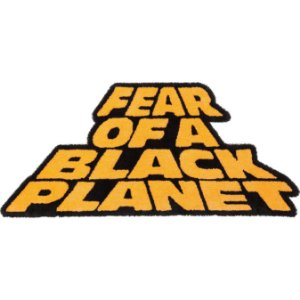 "ENCOMENDA - Supreme x UNDERCOVER x Public Enemy - Tapete ""Fear of a Black Planet"""