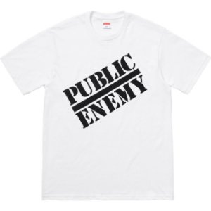 ENCOMENDA - Supreme x UNDERCOVER x Public Enemy - Camiseta Public Enemy