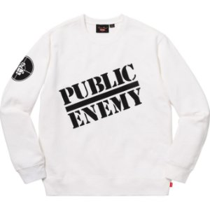 ENCOMENDA - Supreme x UNDERCOVER x Public Enemy - Moletom Public Enemy