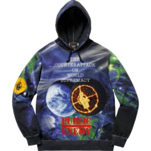 ENCOMENDA - Supreme x UNDERCOVER x Public Enemy - Moletom Space