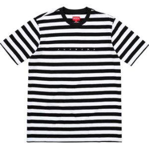ENCOMENDA - SUPREME - Camiseta Bar Stripe