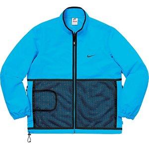 "Nike x Supreme - Jaqueta Trail Running ""Blue"""