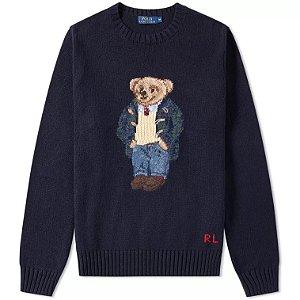 "Polo Ralph Lauren - Suéter Polo Bear ""Navy"""