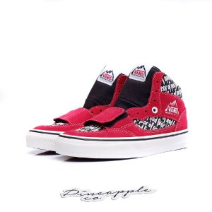 """Vans Mountain Edition 35 DX x FOG """"Red"""""""