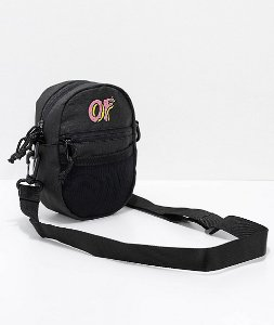 "ODD FUTURE - Bolsa Crossbody Logo ""Black"""