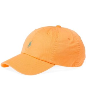 "Polo Ralph Lauren - Boné Baseball ""Fair Orange"""