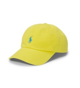 "Polo Ralph Lauren - Boné Baseball ""Yellow"""