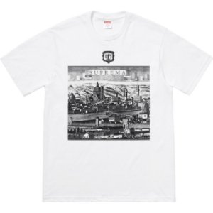 "SUPREME - Camiseta Fiorenza ""White"""