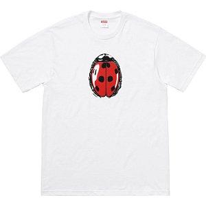 """SUPREME - Camiseta Ladybug """"White"""""""
