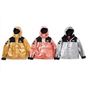 ENCOMENDA - Supreme x The North Face - Jaqueta Metallic Mountain
