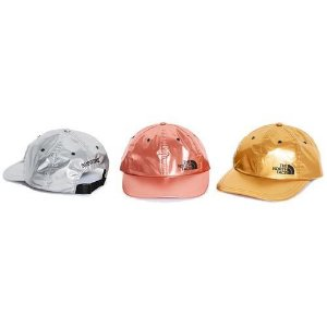 ENCOMENDA - Supreme x The North Face - Boné Metallic 6-Panel