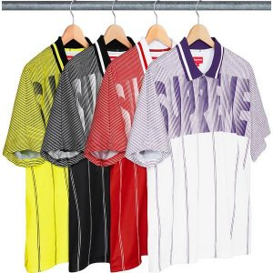 ENCOMENDA - SUPREME - Camiseta Polo Soccer
