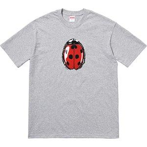 "SUPREME - Camiseta Ladybug ""Grey"""