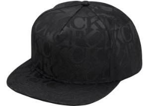 "SUPREME - Boné Fuck Jacquard 5-Panel ""Black"""